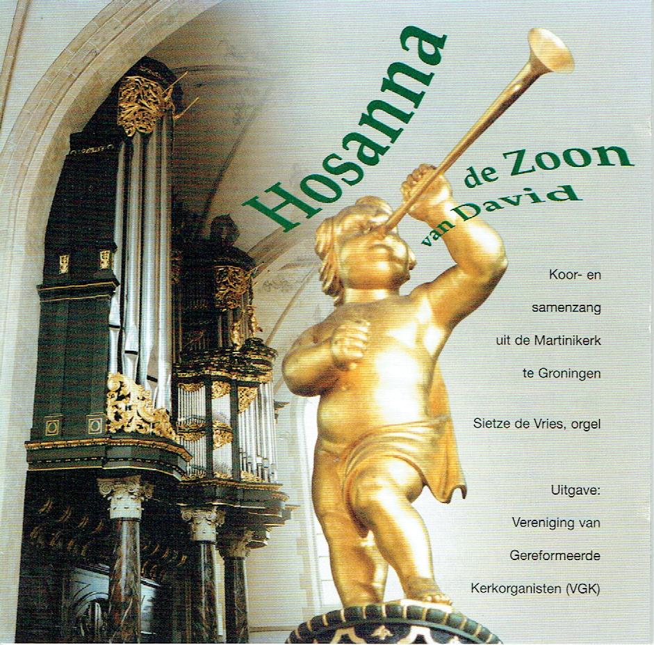 CD Hosanna, de Zoon van David